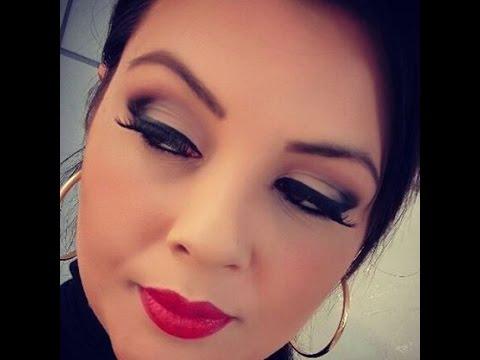 Make-up Trabalho no escritório