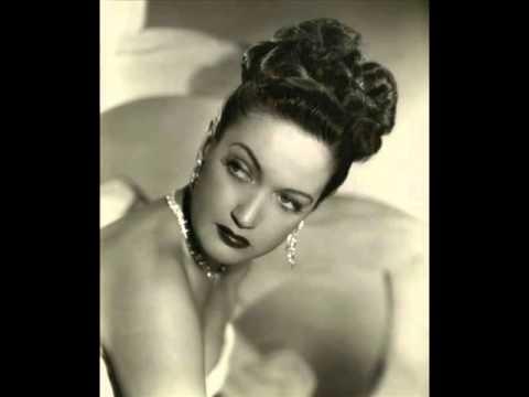 THE MAN I LOVE ~ Dorothy Lamour  1939