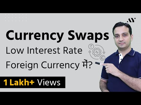 Currency Swaps - Explained in Hindi