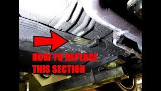 How to Replace a Rusty Section of Brake Line
