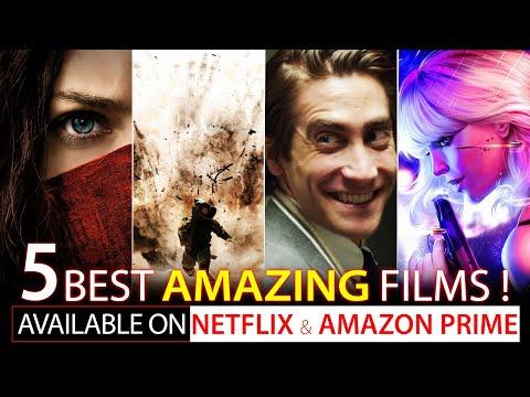 Top 5 Hollywood Movies on Amazon Prime | Best Movie Netflix | Entertain Buzz