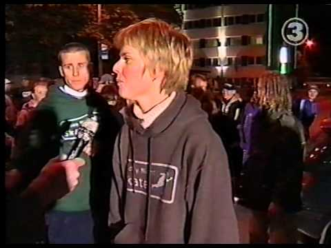 Friday Night Skate Tallinn 2000. Bondwilm