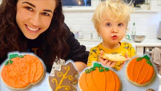 FALL CRAFTS AND COOKIES WITH FLYNN!