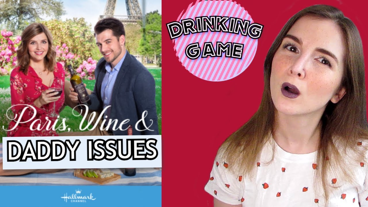 Download Hallmark's PARIS, WINE, & ROMANCE Has Weird Dad Issues (+ Drinking Game!)