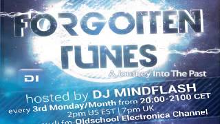VINYL MIX!! - DJ Mindflash - Forgotten Tunes 006 (May 2011) Trance Classics