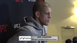 Joe Lauzon On His Future, New England MMA, Upcoming Fight