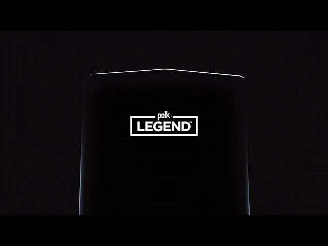 Polk Audio — The Legend Emerges