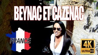 500th Video! 4K Beynac et Cazenac France - The Dordogne - The Most Beautiful Villages In France!