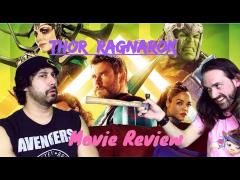 THOR: RAGNAROK - MOVIE REVIEW!!!