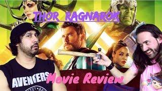 THOR: RAGNAROK - MOVIE REVIEW!!!