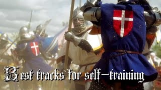 Дорожки для самостоятельной тренировки! Урок 23 Исторический Средневековый бой - Основы