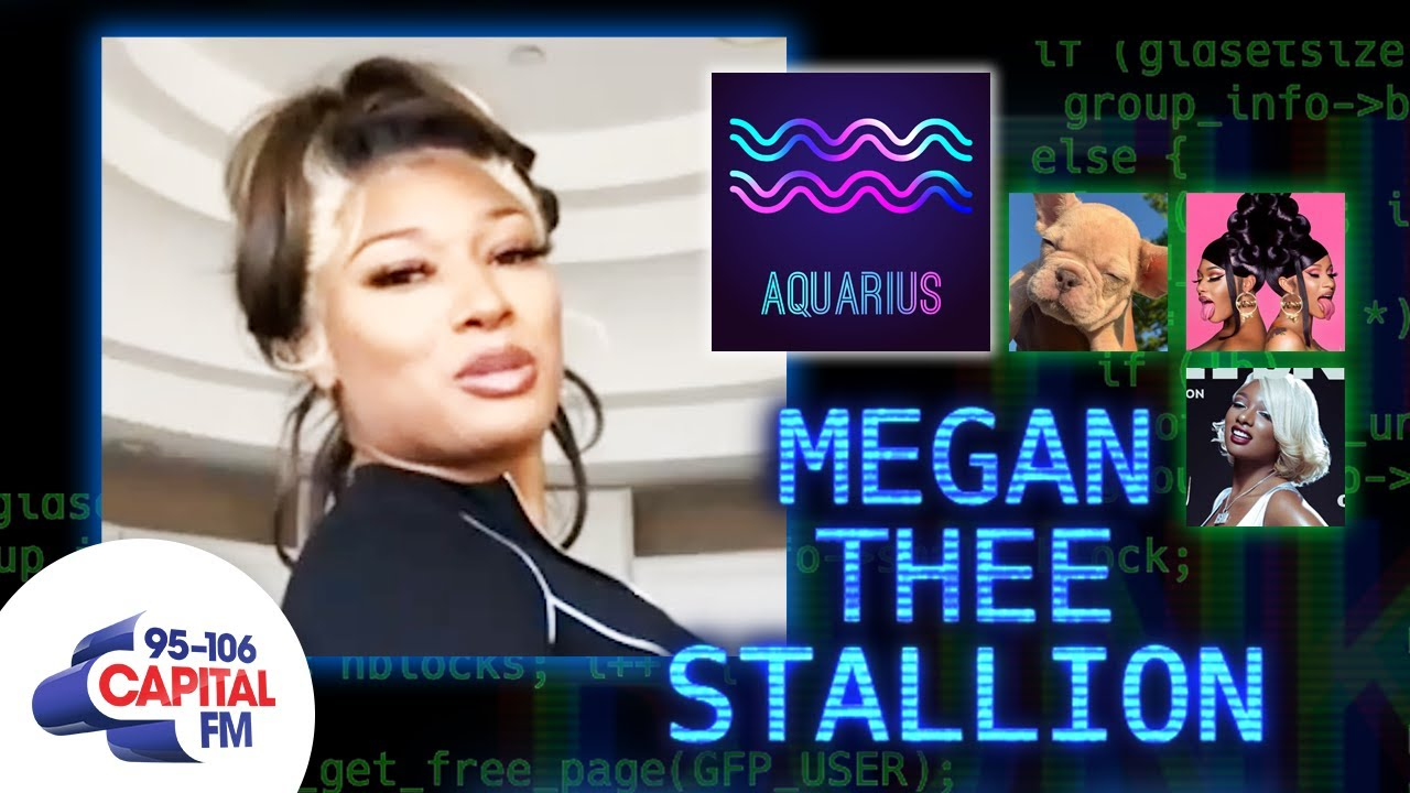 🤖 AI Interviews Megan Thee Stallion   The Bunker   Capital