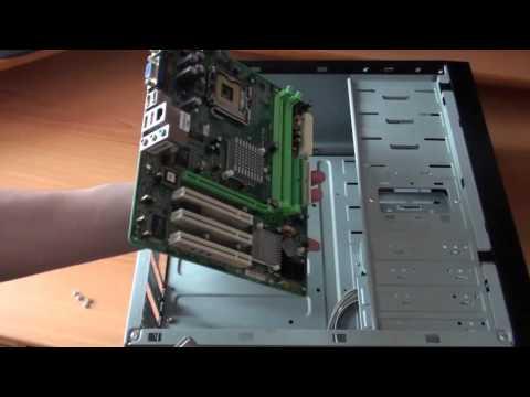 видео: Как собрать персональный компьютер своими руками ч.2