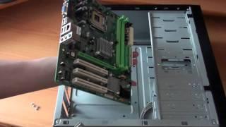 Как собрать персональный компьютер своими руками ч.2
