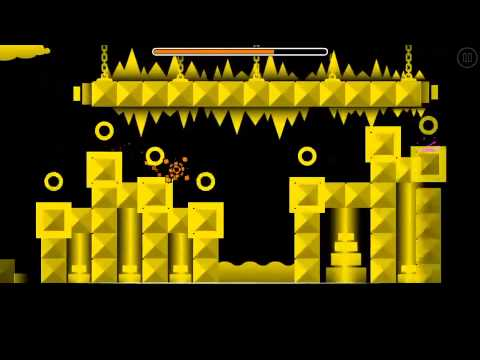 4 Images, Complete!!!! (Geometry Dash Custom Level) [EXTRMELY HARD!]
