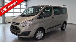 Ford Transit Custom - 2017  | Revisión
