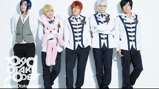 ARSMAGNA, 2.5D cosplay dance unit , start official merchandise for purchase