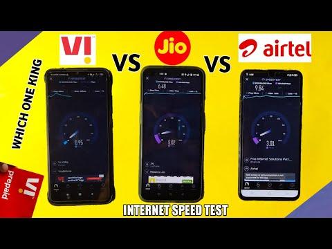 Vi(Vodafone Idea) Vs