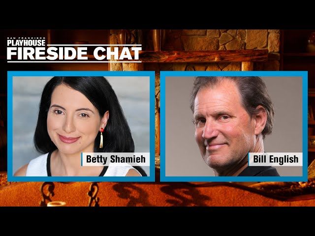 A Fireside Chat with playwright Betty Shamieh