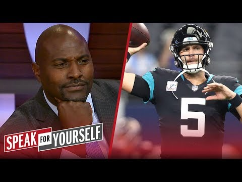 Marcellus Wiley on Jaguars being a 'hot mess' and Le'Veon Bell's return | NFL | SPEAK FOR YOURSELF