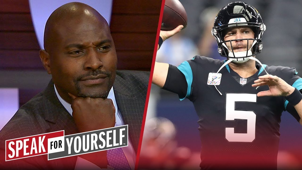 marcellus-wiley-on-jaguars-being-a-hot-mess-and-le-veon-bell-s-return-nfl-speak-for-yourself
