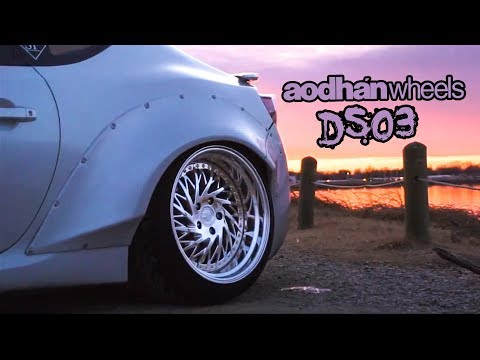 AODHAN DS03 | DALTON'S WIDEBODY FRS | PARK'D MEDIA