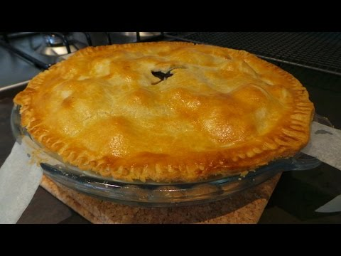 How to make steak pie with puff pastry