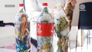 Dự án Ecobrick  tái chế nhựa làm gạch xây nhà, giải pháp hiệu quả bậc nhất thời điểm hiện tại
