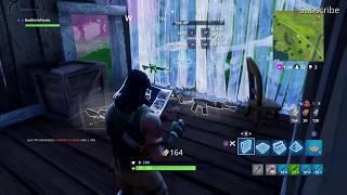 Fortnite Battle Royale cheap shot