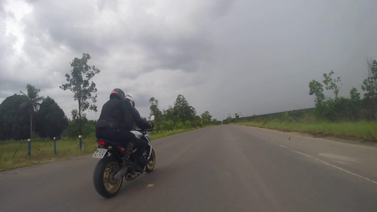 Prado moto Rock 2018