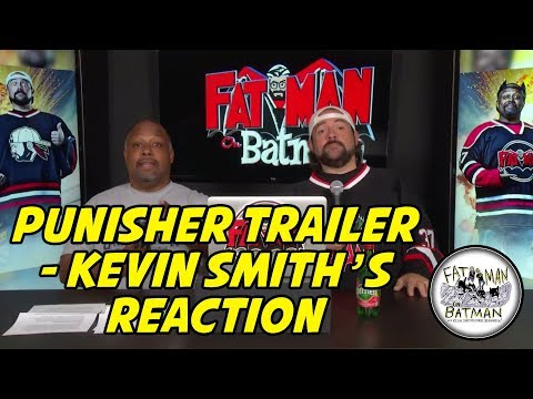 PUNISHER TRAILER - KEVIN SMITH