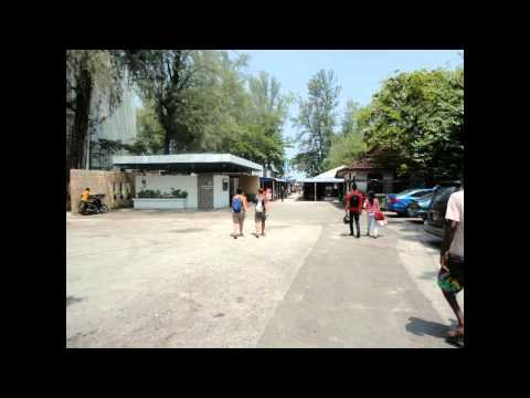 Batu Ferringhi Beach - Penang - March 2013