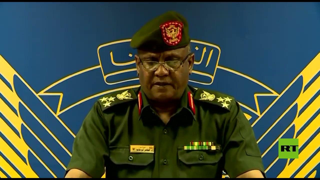 بيان الجيش السوداني حول محاولة الانقلاب في البلاد
