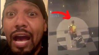 Juelz Santana Explains Running Out Airport After TSA Found Gun