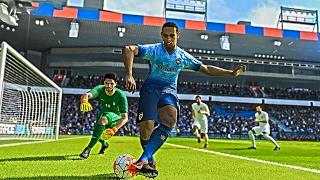 Pes 2017 - ronaldinho gaúcho goals & skills 1080p 60fps (legend)
