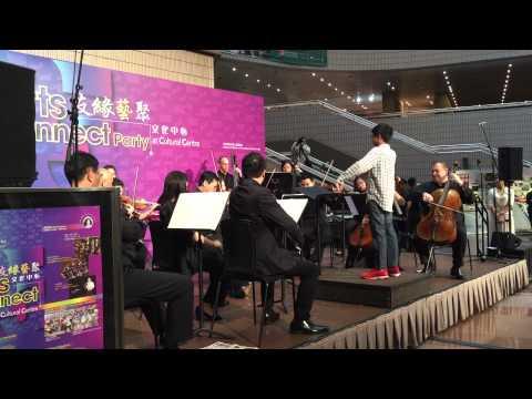 Philip Leung conducts Hong Kong Philharmonic Orchestra