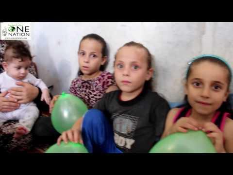 GAZA FOOD PARCELS DISTRIBUTION - OCT 2016
