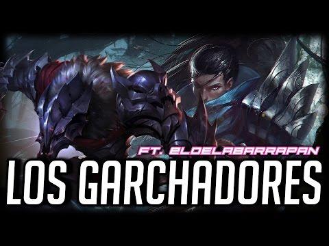 ¡GARMY Y EL TÍO BARRI! Los Garchadores de la grieta   League of legends   Garmy   Diamante