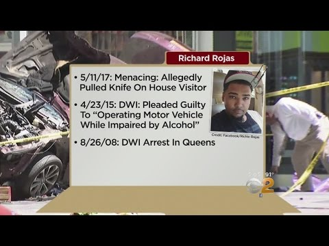 More On Times Square Suspect Richard Rojas