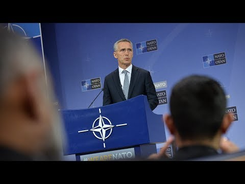 NATO Secretary General, Press Conference at Defence Ministers Meeting, 29 JUN 2017, 1/2