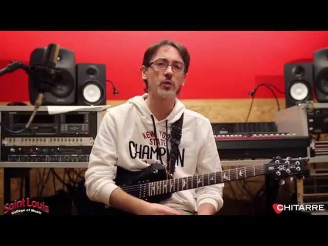 Rhythm harmonic mechanism: le triadi (Antonio Affrunti)