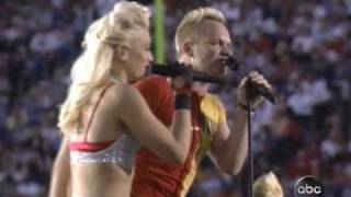 No Doubt Live at Superbowl XXXVII Message In A Bottle.mp3