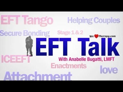 Enactments in Stage 1 & 2 EFT-Anabelle Bugatti & Aviva Rizel