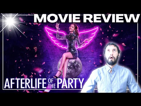 AFTERLIFE OF THE PARTY (2021) 😇 Netflix Movie Review   Victoria Justice, Adam Garcia, Midori Francis