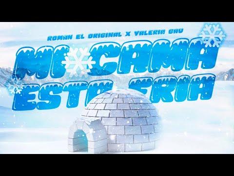 Mi Cama Está Fría (Videolyric) – Román El Original ft. Valeria Gau