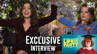 Gillian Jacobs & Molly Gordon - Life of the Party Exclusive Interview