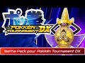 POKKEN TOURNAMENT DELUXE SWITCH DLC BATTLE PACK GAMEPLAY FRANCAIS