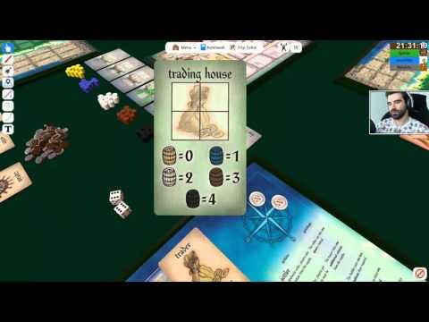 Tabletop Simulator #12 - Puerto Rico /27.04.16 #11