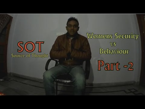 Source of Thought Womens Security vs Behaviour part-2
