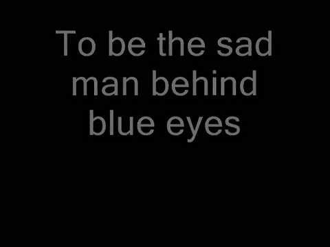 The Who - Behind Blue Eyes (Lyrics)